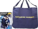KATHARINE HAMNETT BIGエコショルダーバッグBOOK