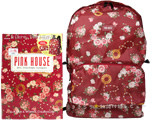 PINK HOUSE 2014 Pocketable Backpack 《付録》 ポケッタブルバックパック