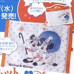 【速報】2017年10月号付録 Disney(ディズニー)ミッキー&ミニー、nano・universe(ナノ・ユニバース)