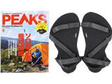 PEAKS (ピークス) 2020年 09月号 《付録》 ハセベ式テント場サンダル