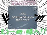 otona MUSE (オトナ ミューズ) 2019年 02月号 《付録》 DEAN & DELUCA(ディーンアンドデルーカ)特大デリバッグ