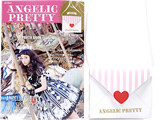 ANGELIC PRETTY IN PARIS PHOTO BOOK 《付録》 レター型ポシェット