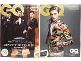 GQ JAPAN (ジーキュー ジャパン) 2015年 01月号 《付録》 MAISON KITSUNE カラビナ