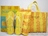 ALBA ROSA SPECIAL BOX BOOK Yellow 《付録》 夏の最強アイテム3点セット