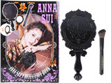 ANNA SUI COLLECTION BOOK MIRROR & BRUSH SKY HIGH! 《付録》 1.ミラー 2.マルチメイクブラシ