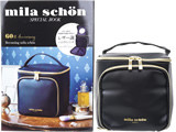 mila schon SPECIAL BOOK 《付録》 レザー調バニティバッグ