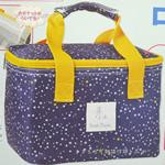 【速報】2013年07月号付録 ロペピクニックの大人可愛い星柄保冷バッグ