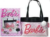 Barbie ラブリー・トートバッグ&チャーム BOOK