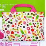 【速報】MORE2013年09月号付録 ケイト・スペード ニューヨークプリント Bag in Bag