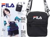 FILA SHOULDER BAG BOOK 《付録》 ロゴテープショルダーバッグ