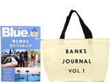 Blue. (ブルー) 2016年 06月号 《付録》 BANKS ビーチ・トートバッグ!