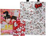ピチレモン 2014年 02月号 《付録》 Hello Kitty×HbG Pichi チャーム付きBIGトート、スケジュール帳