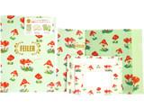 FEILER 70th Anniversary Book Limited Edition 《付録》 フェイラーの人気の柄を使った豪華ステーショナリーセット