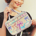 LESPORTSAC 日本上陸 HAPPY 25th ANNIVERSARY! 2013 SPRING/SUMMER style2 ボウ 《付録》 便利すぎるバッグ in バッグ
