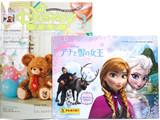 Disney FAN (ディズニーファン) 2016年 03月号 《付録》 パニーニ社製『アナと雪の女王』ステッカーアルバム