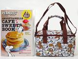 スヌーピー&ベルのカフェスイーツブック 《付録》 オリジナル柄保温・保冷機能スイーツバッグ