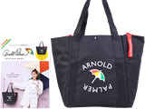 Arnold Palmer TOTE BAG BOOK 《付録》 ビッグトートバッグ