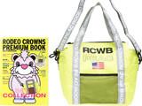 RODEO CROWNS PREMIUM BOOK VOL.9 《付録》 RCWB PEAC 2WAYミニBAG