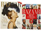 ハーパーズバザー 2013年 創刊号 《付録》 BEST COVERS ハーパーズ バザー栄光の146年