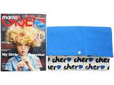 mama GISELe Vol.04 《付録》 Cher ビッグクラッチバッグ