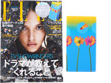 ELLE JAPON (エル・ジャポン) 2020年 12月号 《付録》 とんだ林蘭×エル 抗菌マスクケース