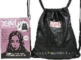X-girl 2014-15 WINTER SPECIAL BOOK 《付録》 レザー調ナップサック