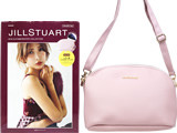 JILLSTUART 2018 AUTUMN/WINTER COLLECTION ~shoulder bag~ 《付録》 レザー調ショルダーバッグ