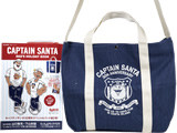 CAPTAIN SANTA DAD'S HOLIDAY BOOK 《付録》 スペシャル2WAYトート DAD'S HOLIDAY TOTE