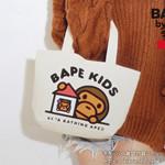 MAMA&KIDS GLITTER 2012年 11月号 《付録》 BAPE KIDS(R) by a bathing ape(R)ランチトートバッグ