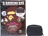 A BATHING APE(R) 2016 AUTUMN & WINTER COLLECTION 《付録》 Wファスナー キー&コインケース
