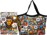 BAPE KIDS(R) by a bathing ape(R) 2014 AUTUMN/WINTER COLLECTION 《付録》 BABY MILO(R) 保冷・保温トートバッグ