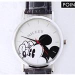 【速報】2017年10月号付録 ミッキーマウス クロコレザー調腕時計
