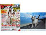 オトナファミ 2014年 02月号 《付録》 岩合光昭 2014 しっぽ自慢カレンダー