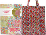 LIBERTY PRINT 2014 Seasonal Collection 《付録》 リバティプリント トートバッグ