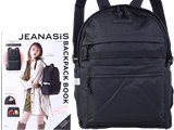 """JEANASIS BACKPACK BOOK 《付録》 いま人気の""""デイパック"""""""
