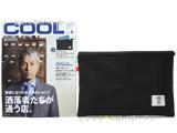 COOL TRANS (クール トランス) 2013年 06月号 《付録》 ベドウィン & ザ ハートブレイカーズ クラッチバッグ