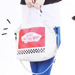 【速報】2017年4月号付録 VANS(ヴァンス)特製超特大ショルダーバッグ
