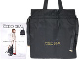 COCO DEAL RIBBON TOTE BAG BOOK 《付録》 2WAY リボントートバッグ