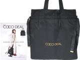 COCO DEAL RIBBON TOTE BAG BOOK 《付録》 2WAY リボントートバッグ