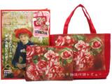 RENOIR 幸福の画家「ルノワール」のすべて 《付録》 花瓶の薔薇コットンバッグ&ポーチ