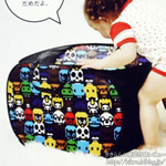 BAPE KIDS(R) by a bathing ape(R) 2012 AUTUMN/WINTER COLLECTION 《付録》 マルチ収納BOX&プチBAG