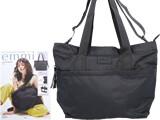 emmi active tote bag book black 《付録》 多機能トートバッグ