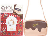 Q-pot SEASONAL LOOK BOOK ~Melty Strawberry Chocolate~ 《付録》 メルティーストロベリーチョコレート 4WAYSバッグ