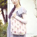 いがらしゆみこ 45th Anniversary Book 《付録》 キュートで便利なポケッタブルエコバッグ