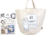 E.T.×journal standard Furniture 収納トートバッグBOOK