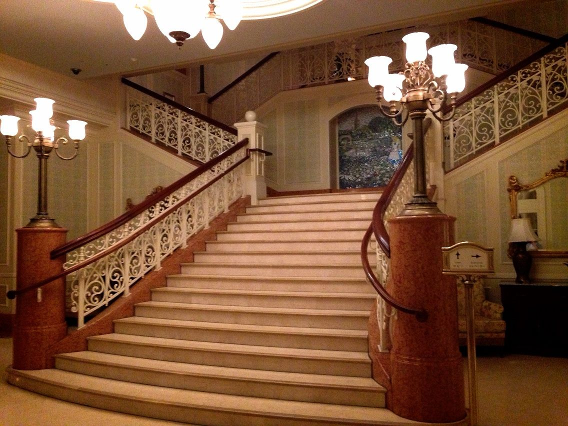 ディズニーランドホテルで夏休みを締めくくりました。 : えなとそうすけ