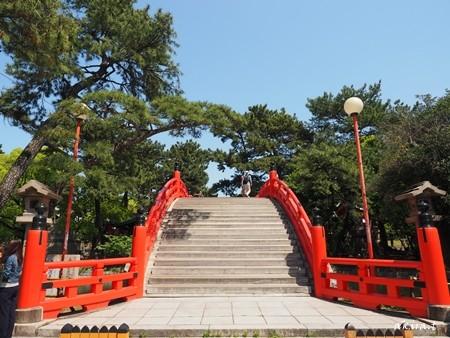 住吉大社・入り口の橋