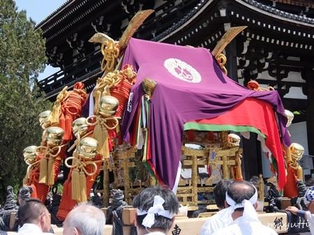 東福寺3神輿