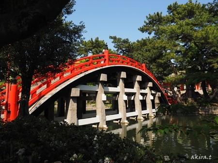 住吉大社・橋