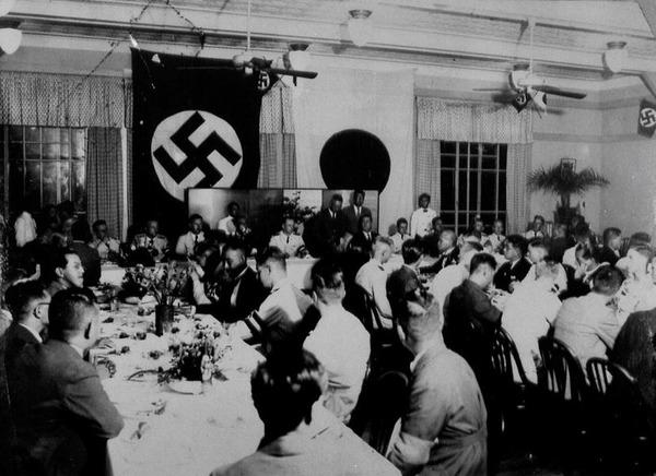 ヒットラーユーゲントを迎えて